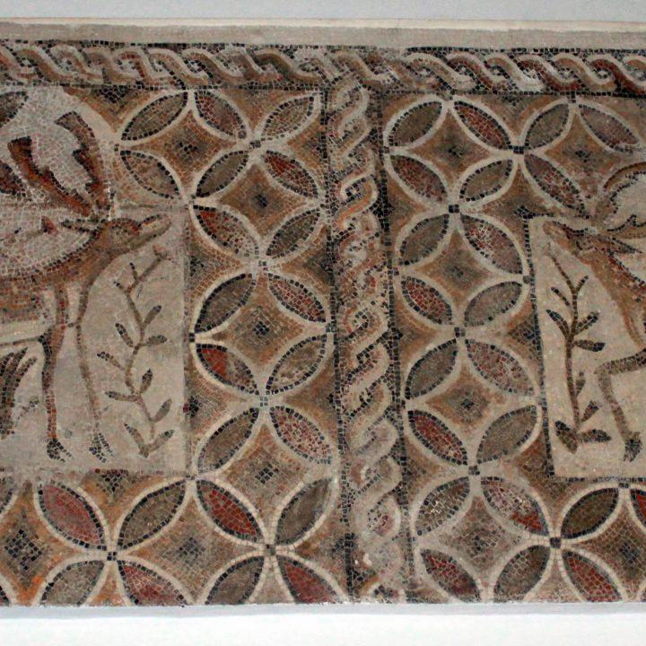 Les mosaïques du musée archéologique de Sfax