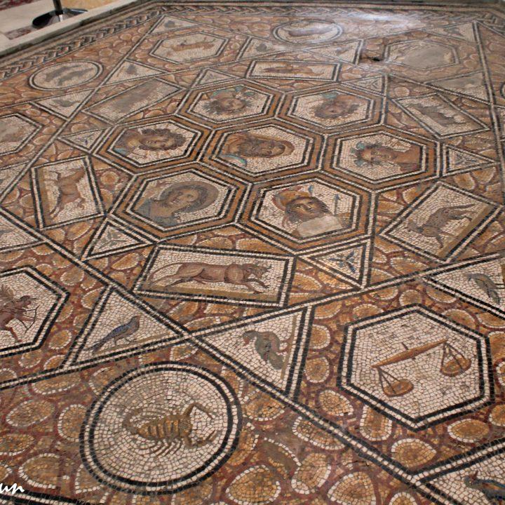 Les mosaïques du temps et de ses divisions en Tunisie romaine