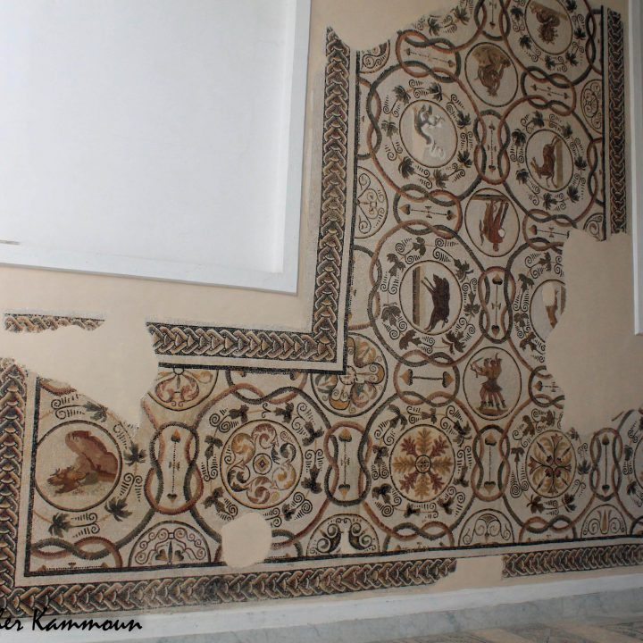 La mosaïque d'Asinius Rufinus d'Acholla