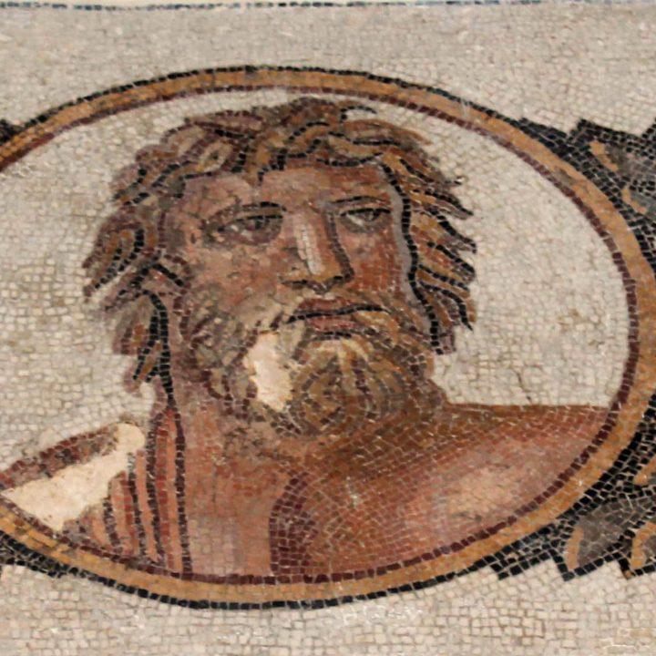 La mosaïque de Jupiter d'Acholla