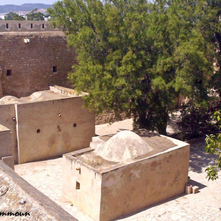 Le fort d'Hammamet