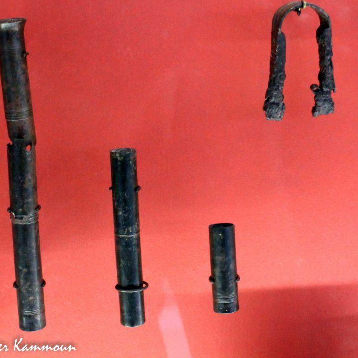 Des instruments médicaux et pharmaceutiques de la Tunisie ancienne