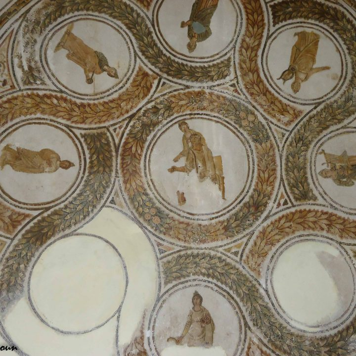 Le site archéologique de Taparura à Sfax