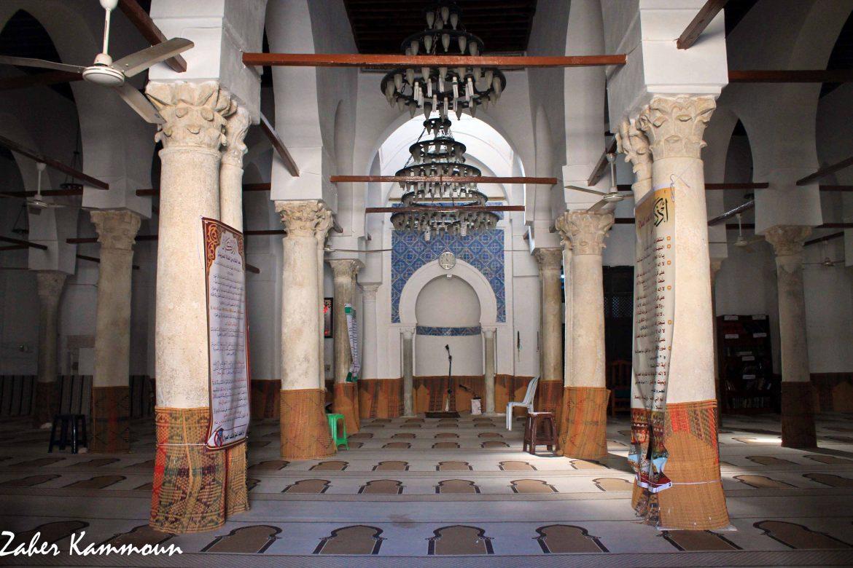 La salle de prière