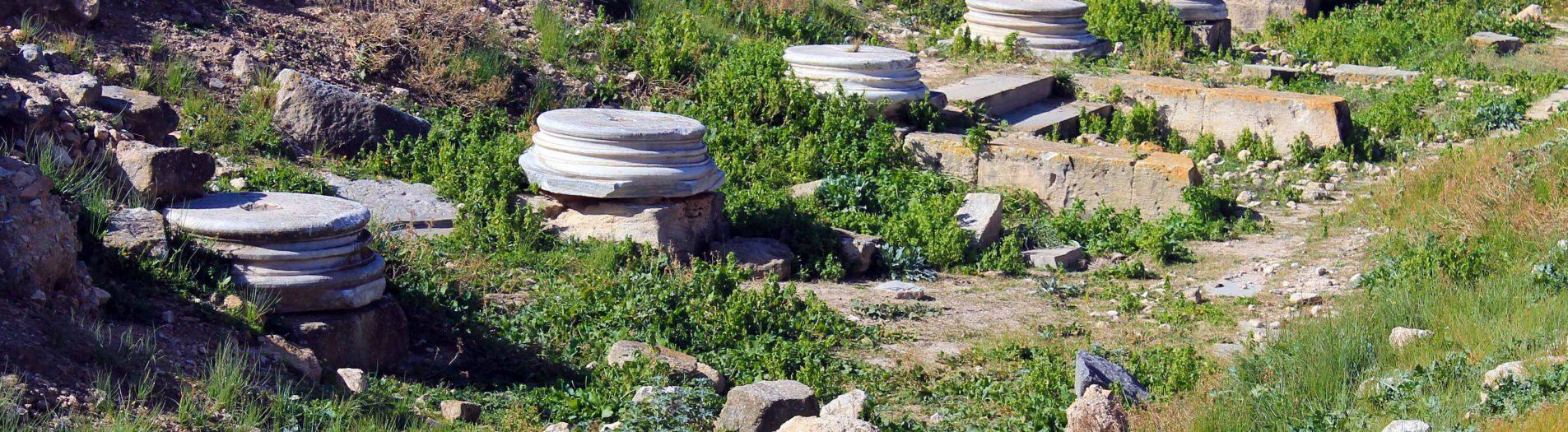 Le site de Rougga ou Bararus à Sfax