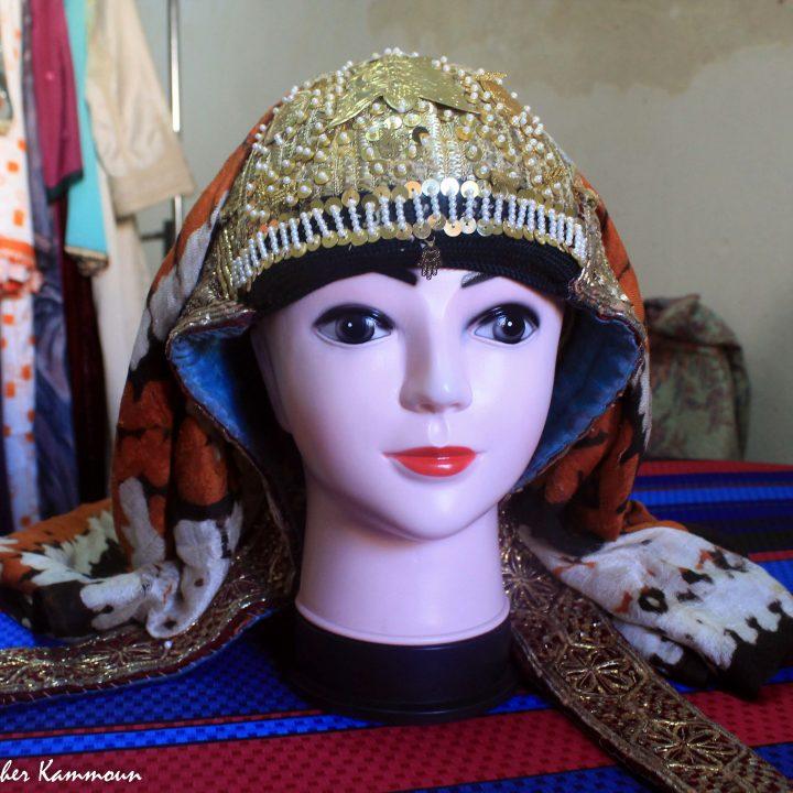 Les coiffes féminines de Sfax (la koufiya)