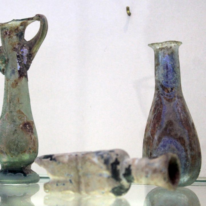 L'histoire de la verrerie en Tunisie