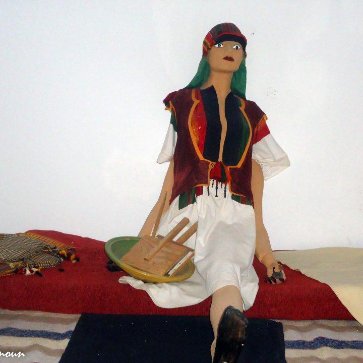 اللباس التقليدي بالمهدية