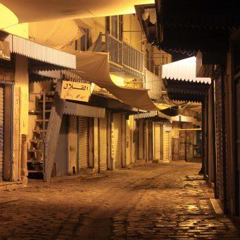 Sfax pendant Ramadan en 2017