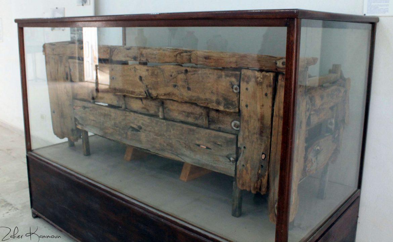 Le sarcophage de Lamta