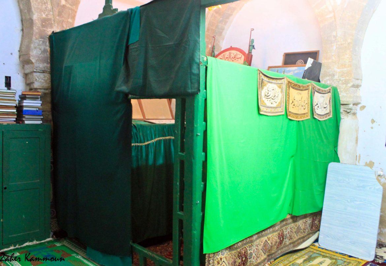 قبر الشيخ علي الكراي