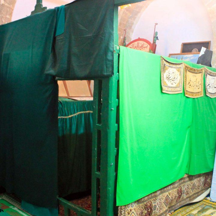 الشيخ علي الكراي