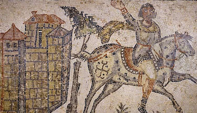 Des mosaïques Tunisiennes exposées au British Museum