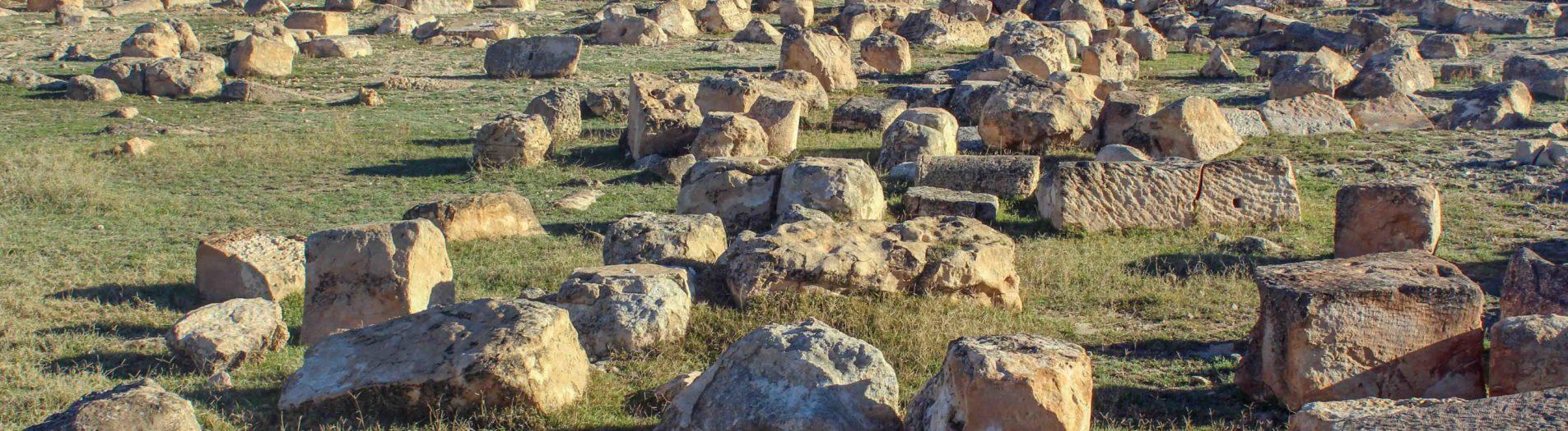 Le site archéologique de Thélepte