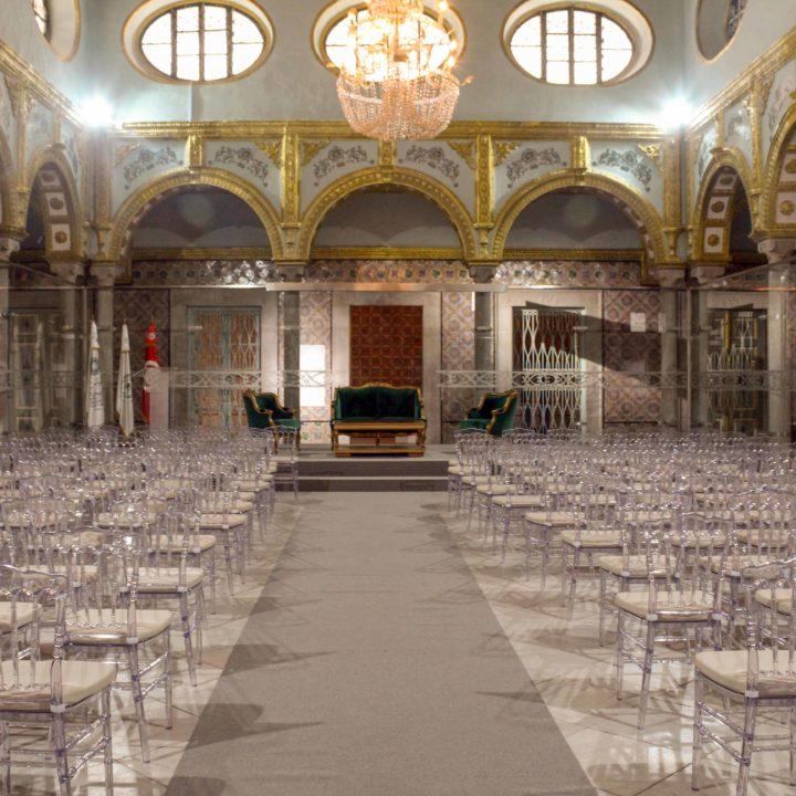 Le palais Ksar Said