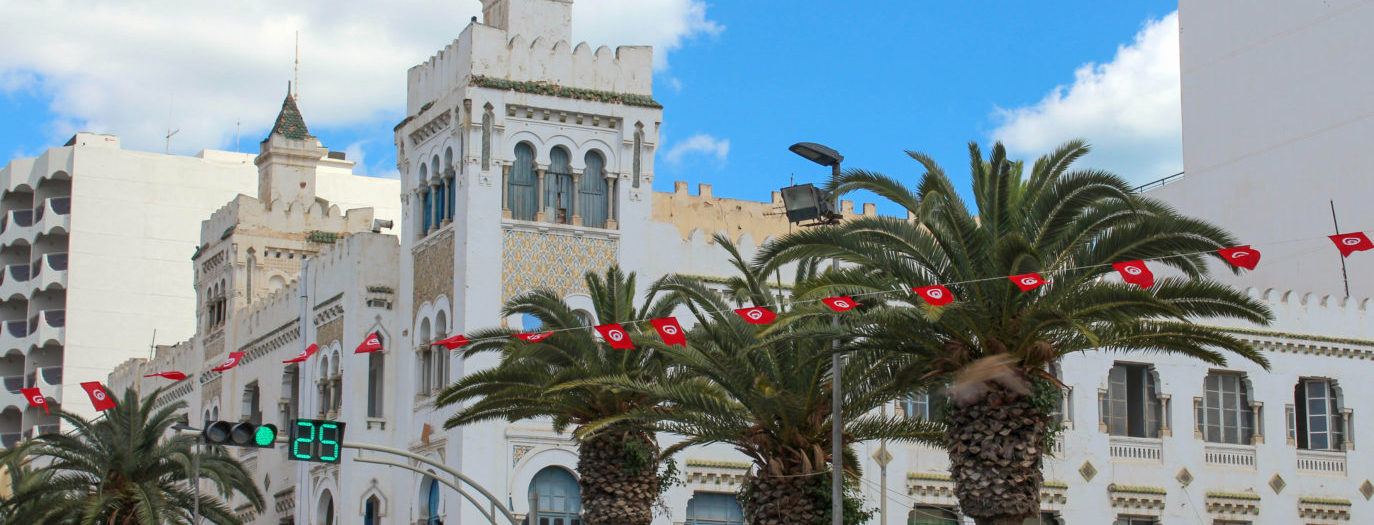 Palais Ben Romdhan à Sfax