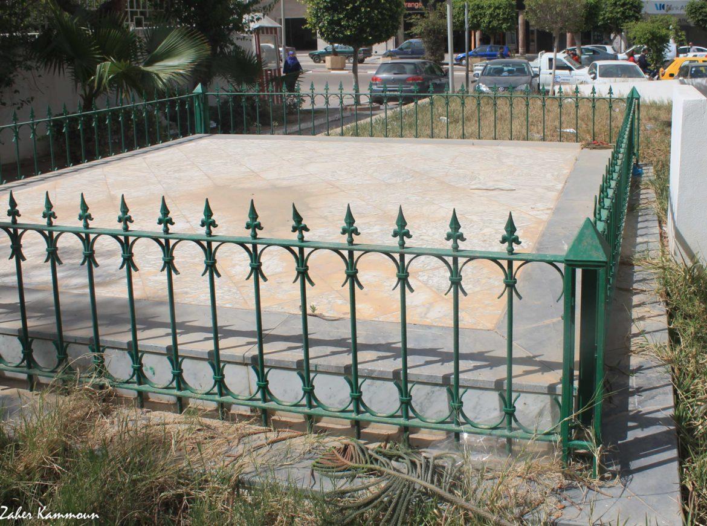 قبر سيدي علي النوري