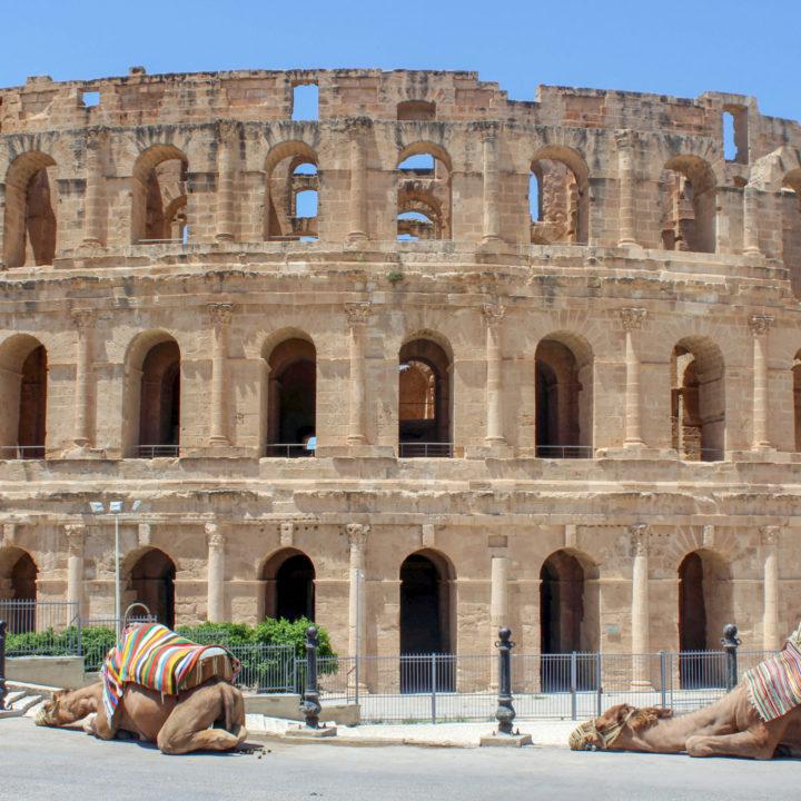 Amphithéâtre d'El Jem قصر الجم